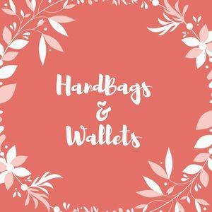 Handbags & Wallets 😊💕